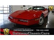 1987 Chevrolet Corvette for sale in Crete, Illinois 60417