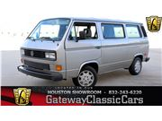 1991 Volkswagen Vanagon Bus for sale in Houston, Texas 77090