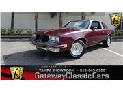 1983 Oldsmobile Cutlass for sale in Ruskin, Florida 33570