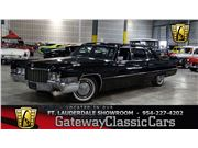 1970 Cadillac Fleetwood for sale in Coral Springs, Florida 33065