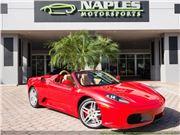 2006 Ferrari F430 Spider for sale in Naples, Florida 34104