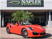 2016 Porsche 911 Turbo for sale in Naples, Florida 34104