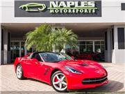 2015 Chevrolet Corvette Stingray for sale in Naples, Florida 34104