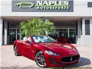 2014 Maserati Gran Turismo Sport Convertible for sale in Naples, Florida 34104