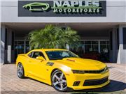 2014 Chevrolet Camaro Saleen S620 NY  AUTO SHOW CAR for sale in Naples, Florida 34104