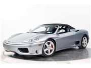 2003 Ferrari 360 Spider 6X for sale in Fort Lauderdale, Florida 33308