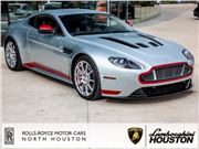 2015 Aston Martin V12 Vantage for sale in Houston, Texas 77090
