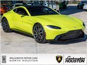 2019 Aston Martin Vantage for sale in Houston, Texas 77090