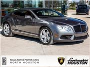 2014 Bentley Continental GT for sale in Houston, Texas 77090