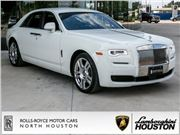 2017 Rolls-Royce Ghost for sale in Houston, Texas 77090