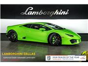 2018 Lamborghini Huracan LP580-2 for sale in Richardson, Texas 75080