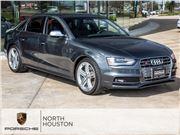 2016 Audi S4 for sale in Houston, Texas 77090