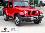 2014 Jeep Wrangler for sale in Houston, Texas 77090