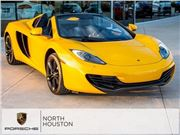 2013 McLaren MP4-12C for sale in Houston, Texas 77090