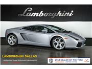 2004 Lamborghini Gallardo for sale in Richardson, Texas 75080