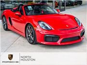 2016 Porsche Boxster for sale in Houston, Texas 77090