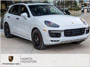 2018 Porsche Cayenne for sale in Houston, Texas 77090