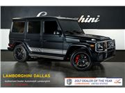 2016 Mercedes-Benz G65 Amg for sale in Richardson, Texas 75080