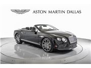 2016 Bentley Continental GTC for sale in Dallas, Texas 75209