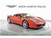 2015 Ferrari 458 Italia for sale in Dallas, Texas 75209