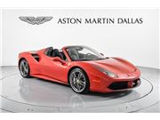2017 Ferrari 488 Spider for sale in Dallas, Texas 75209