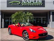2010 Ferrari California for sale in Naples, Florida 34104