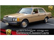 1977 Mercedes-Benz 300D for sale in Alpharetta, Georgia 30005