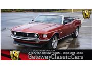 1969 Ford Mustang for sale in Alpharetta, Georgia 30005