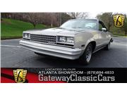 1983 Chevrolet El Camino for sale in Alpharetta, Georgia 30005