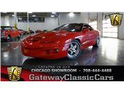 1998 Pontiac Firebird for sale in Crete, Illinois 60417