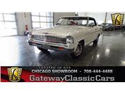 1966 Chevrolet Nova for sale in Crete, Illinois 60417
