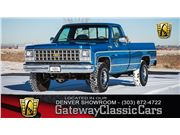 1977 Chevrolet Silverado for sale in Englewood, Colorado 80112