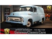 1956 Ford Panel Truck for sale in Dearborn, Michigan 48120