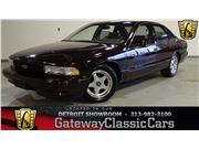 1996 Chevrolet Impala for sale in Dearborn, Michigan 48120