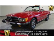 1976 Mercedes-Benz 450SL for sale in Dearborn, Michigan 48120