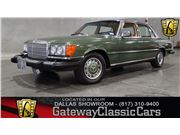 1974 Mercedes-Benz 450SEL for sale in DFW Airport, Texas 76051