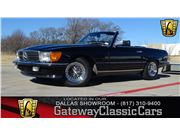 1984 Mercedes-Benz 500SL for sale in DFW Airport, Texas 76051