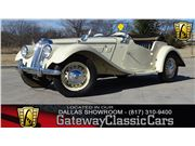 1954 MG TF for sale in DFW Airport, Texas 76051