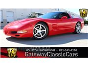 2002 Chevrolet Corvette for sale in Houston, Texas 77090