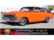 1966 Chevrolet Nova for sale in Houston, Texas 77090