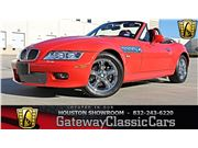 2001 BMW Z3 for sale in Houston, Texas 77090