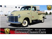 1951 Chevrolet 3100 for sale in Houston, Texas 77090