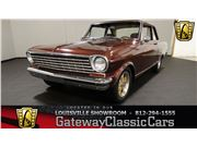 1962 Chevrolet Nova for sale in Memphis, Indiana 47143
