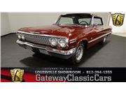 1963 Chevrolet Impala for sale in Memphis, Indiana 47143