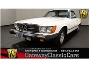 1979 Mercedes-Benz 450SL for sale in Memphis, Indiana 47143