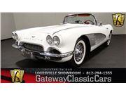 1961 Chevrolet Corvette for sale in Memphis, Indiana 47143