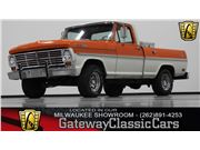 1968 Ford F100 for sale in Kenosha, Wisconsin 53144