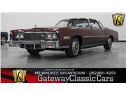 1977 Cadillac Eldorado for sale in Kenosha, Wisconsin 53144