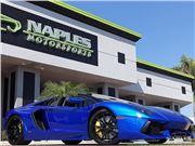 2014 Lamborghini Aventador for sale in Naples, Florida 34104