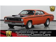 1971 Plymouth Duster for sale in Kenosha, Wisconsin 53144